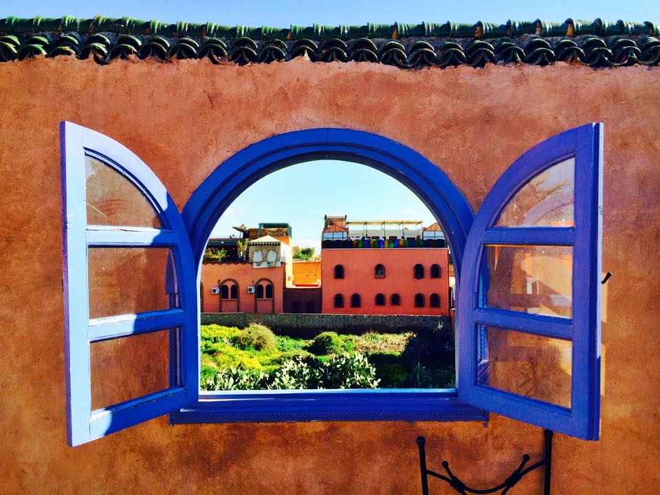 Marrakech in the Kingdom of Morocco