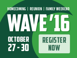 Homecoming | Reunion | Family Weekend - Oct. 27-30, 2016: Register Now