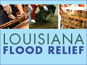 Louisiana Flood Relief: Click for resources for people affected by Louisiana floods and how to help