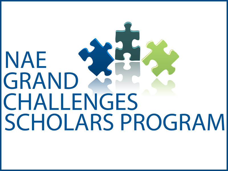 Tulane is the newest member of the national Grand Challenge Scholars Program organized by the National Academy of Engineering