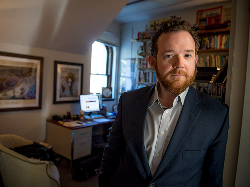 Geoff Dancy is an assistant professor in the Tulane School of Liberal Arts who studies international human rights law, transitional justice, repression, civil war and pragmatism.