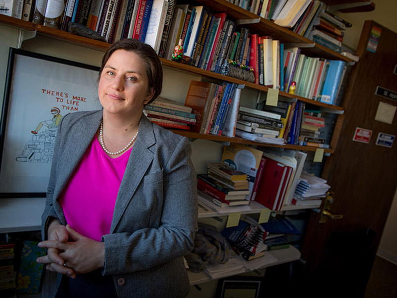 Mirya Holman, associate professor of political science at Tulane, says the study shows candidates for public office must pay close attention to the gendered components of political attacks.