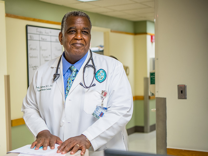 Dr. Keith Ferdinand will receive the 2017 Spirit of the Heart Leadership Award from the Association of Black Cardiologists at an awards ceremony on Oct. 7 in New York City.