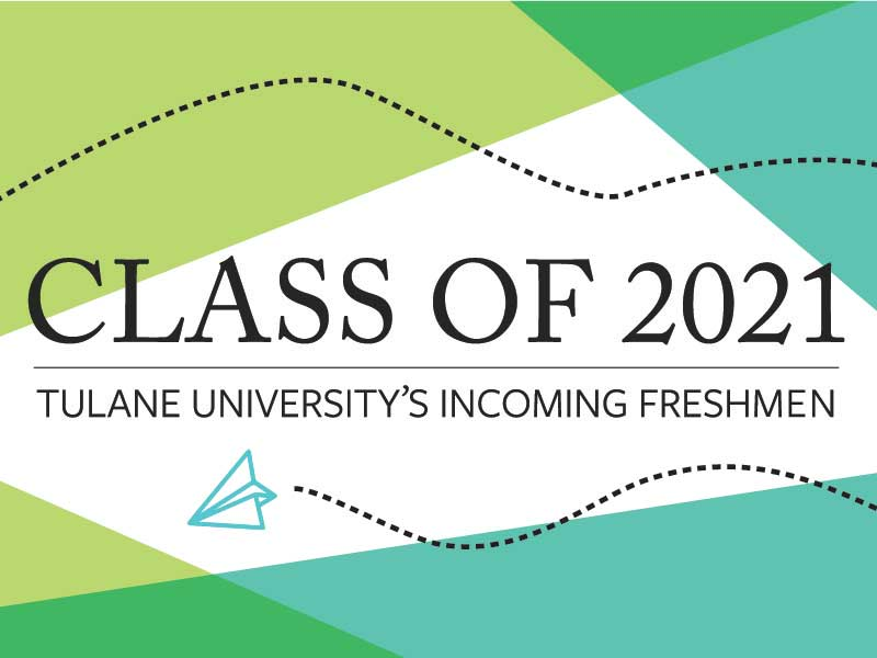 Tulane University's admitted first-year students for the fall of 2017 are the most diverse and academically qualified in Tulane's history. Learn more about them in this infographic.