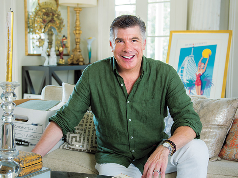 Tulane alumnus Bryan Batt has made a name for himself in Hollywood.