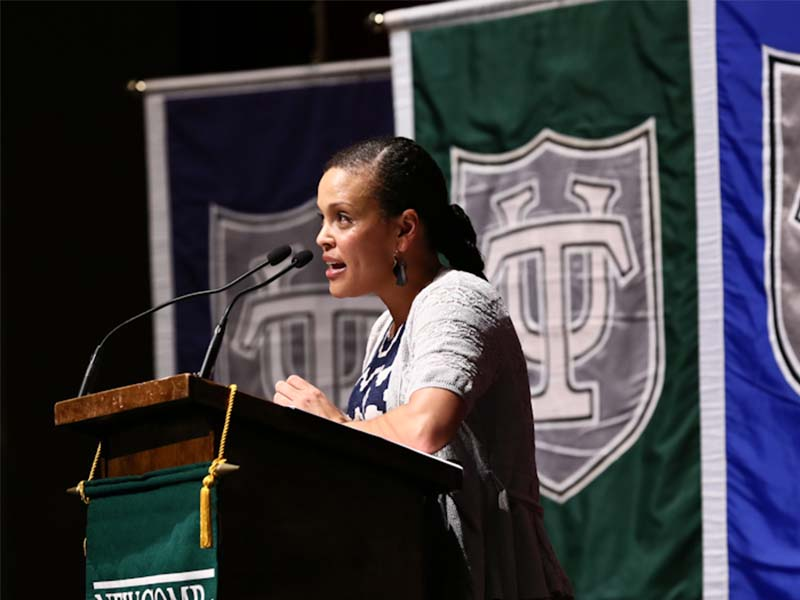 Jesmyn Ward speaks about her experience becoming an acclaimed author and her reaction to being named a 2017 MacArthur Fellow.