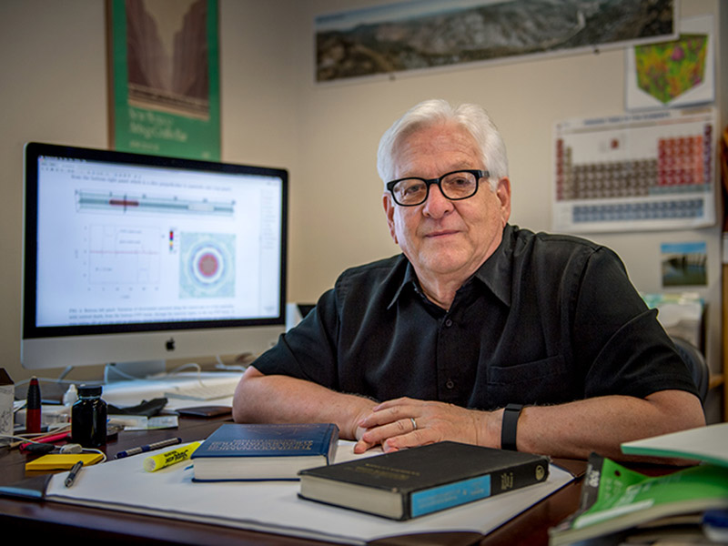 Chemical engineering professor Lawrence Pratt of Tulane University's School of Science and Engineering has won the American Chemical Society's 2018 Joel Henry Hildebrand Award Theoretical and Experimental Chemistry of Liquids sponsored by Exxon-Mobil.